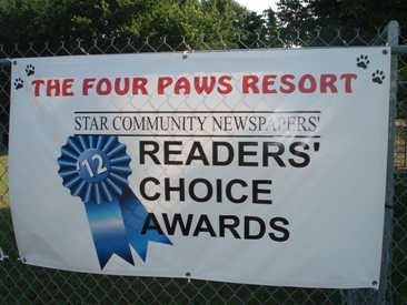 The Four Paws Resort Dog Boarding Kennel In Mckinney Tx
